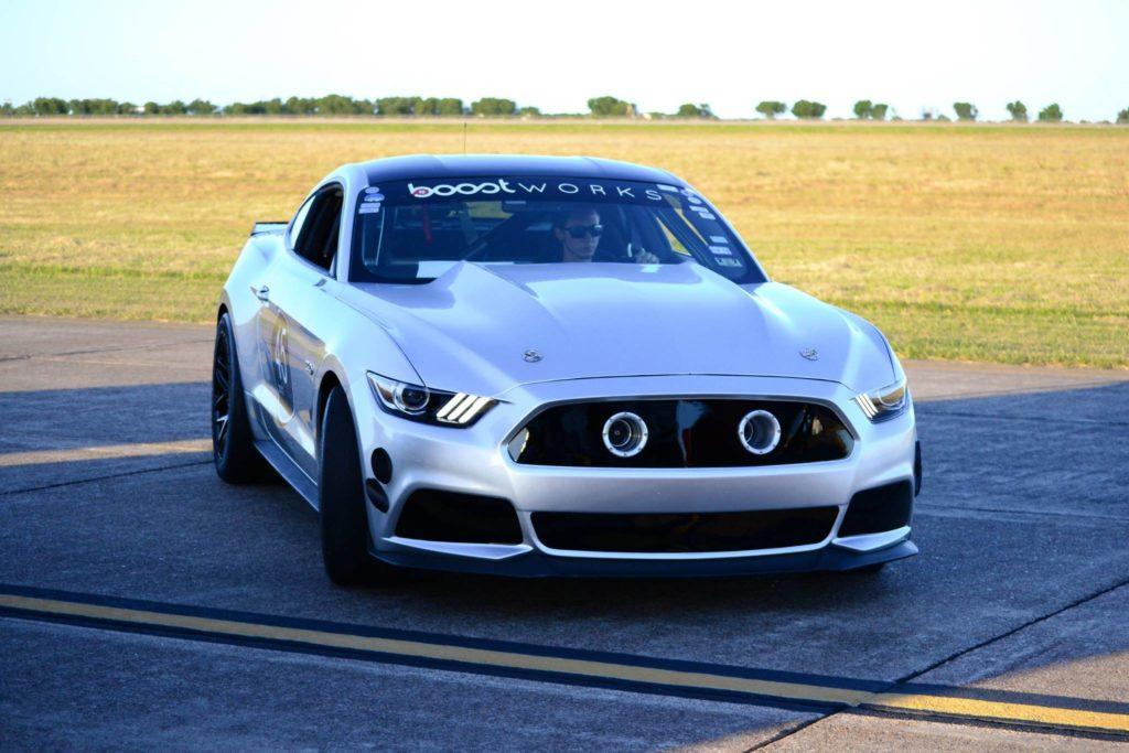 Boostworks Texas Mile Car