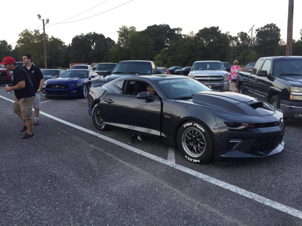 Scott Miller's 2017 SS Camaro Hotwheels Edition